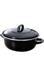 BK Fortalit Braadpan Emaille
