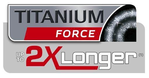 Titanium Force anti-aanbaklaag