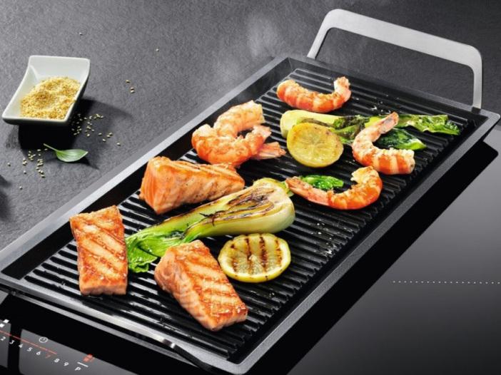 Beste inductie grillplaat