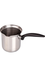 Kitchen Basics melkpannetje van rvs