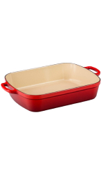 Le Creuset Gietijzeren Diepe Ovenschaal voor lasagne en ovenschotels