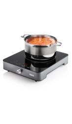 Princess 303010 vrijstaande inductie kookplaat met 1800 watt