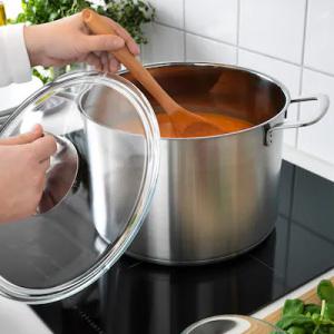 Soeppan voor inductie kookplaten