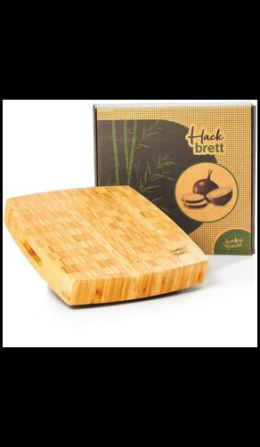 Bambuswald Bamboe Hakblok