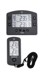 ETI Smoke Wireless Barbecue Vleesthermometer